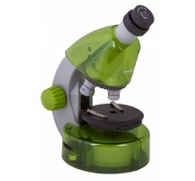 LabZZ M101 Levenhuk Lime Microscope