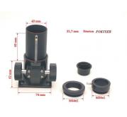 "1,25"" Fokuser (Rack & Pinion) za Newton teleskope"