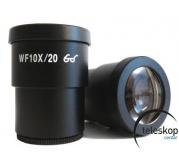 Bio-WF10x Okular sa strelicom