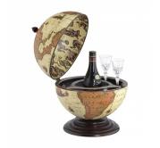 Globus 33 cm Bar Alfeo Safari Zoffoli