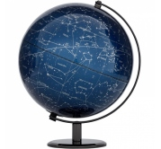 Globus Mlečni put Emform – plavo svetlo 24cm