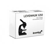 G50 Prazne pločice Levenhuk, 50 kom